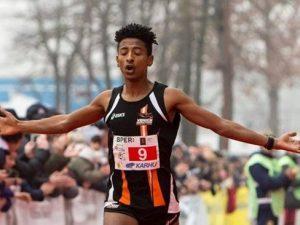 Faniel correrà la 13a Mezza Maratona delle Due Perle