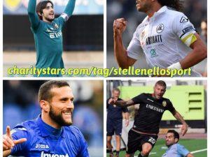 La Liguria del Calcio scende in campo per la Gigi Ghirotti