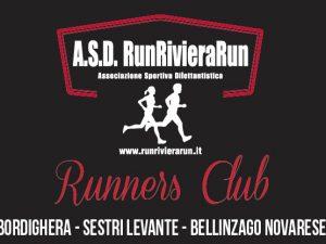 I RunRivieraRun Runners Club. Il nuovo Progetto Asd RunRivieraRun