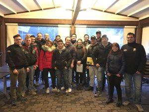Corso Navigatori Rally 2018: vittoria per due