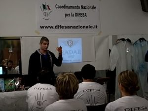 Corso Nazionale Difesa: successo all'Elite Sporting Club
