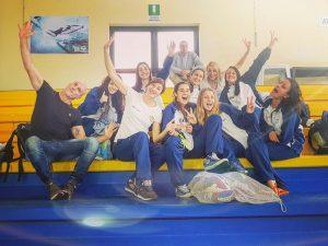 Colpaccio per le ragazze del Lerici Sport '54 in Toscana