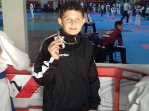 Cinque medaglie per la Lanterna Taekwondo all'Insubria Cup