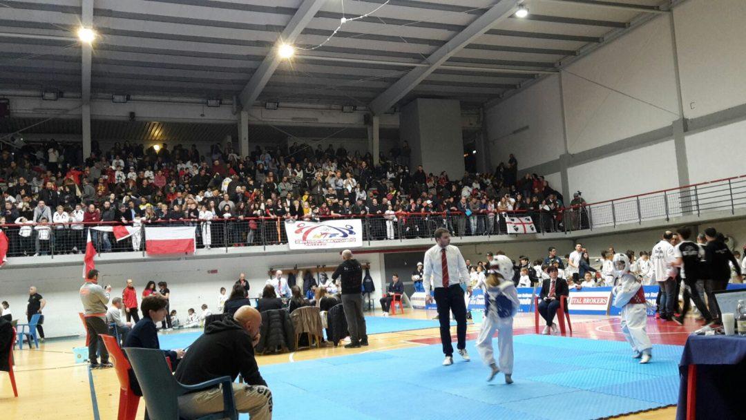 Domenica al Palacus il 9° Trofeo Lanterna con 465 partecipanti