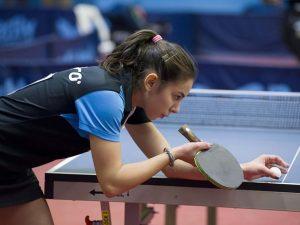 Valentina Roncallo campionessa italiana Under 15 di doppio