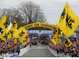 La storia del Giro delle Fiandre