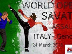 A Pra' sabato la World Open Assault