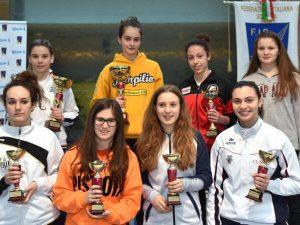 Anita Corradino si impone nel Torneo Nazionale Under 14 di Caserta