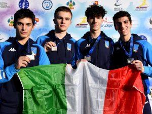 Filippo Armaleo campione d'Europa a Sochi