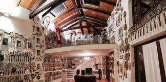 Il Museo della Racchetta