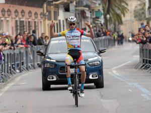 Karel Vacek vince il Trofeo Città di Loano