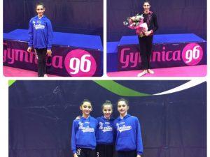 Buone prestazioni per la PGS Auxilium Genova all'Individuale Gold