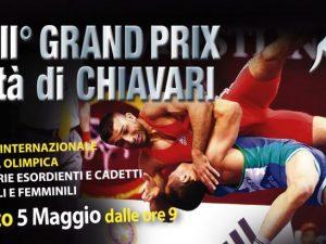 Sabato 5 maggio il 18° Gran Prix Città di Chiavari