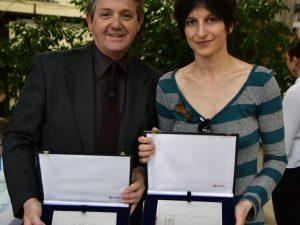 Premiati Del Carretto e Cirillo a Rapallo