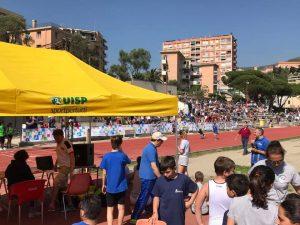 """""""Meeting della Liberazione"""": 400 atleti a Villa Gentile"""