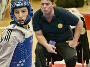 Lunga trasferta romana per la Lanterna Taekwondo
