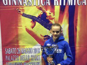 Alice Taglietti vince il Criterium Giovanile