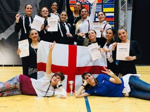 Grande chiusura per la Danza sportiva ligure ai Mondiali e agli Europei