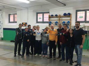 La Chiavari Scherma a Santa Margherita Ligure per promuovere attività paralimpica