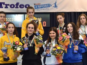 Anita Corradino trionfa a Riccione