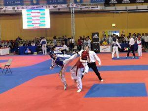 Lanterna Taekwondo sugli scudi anche a Riccione
