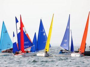 La LNI Genova Sestri organizza a settembre il Tricolore Hansa 303