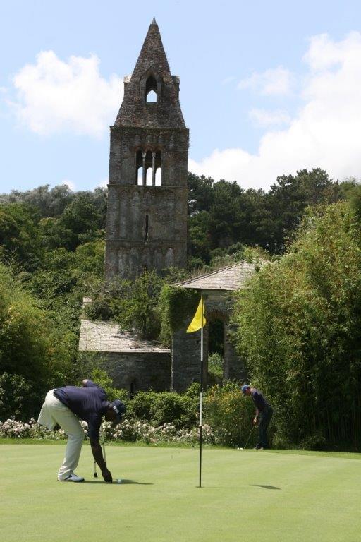 Il Circolo Golf e Tennis Rapallo verso i 90 anni (VIDEO)