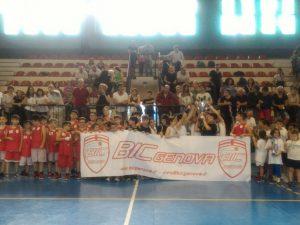 Grande partecipazione per il Minibasket targato BIC