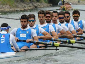 Prima medaglia nel Para-Rowing per Mirabile, sesto l'otto dei genovesi