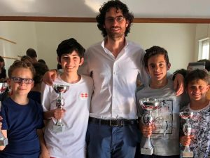 Trofeo CONI:  ottime performance per Varazze e Savonese