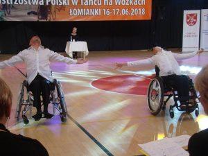 Chiara Bruzzese ed Enrico Gazzola brillano ai Tricolori ParaDance