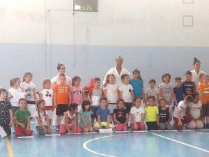 Successo per il Centro Sportivo Scolastico di Campomorone