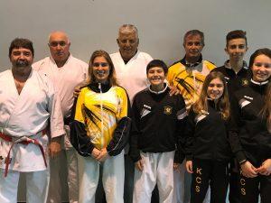 Maggio intenso per il Karate Club Savona