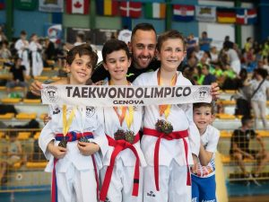 Coppa Chimera: Taekwondolimpico 21 volte sul podio