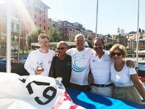 Lotta D'Albertas-Jannello per il Campionato del Tigullio