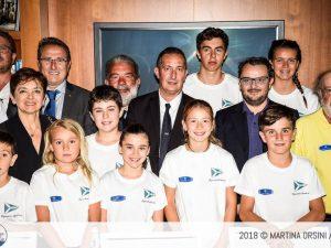 Presentati a Loano i Campionati Italiani Giovanili classi in doppio