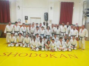 Shodokan Judo Genovese