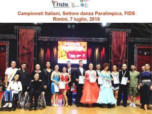 Liguria da applausi ai Tricolori paralimpici Fids