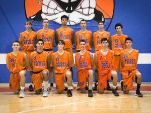 Basket Pegli inseritonel prossimo Campionato Under 18 Eccellenza maschile