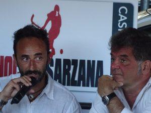 Sarzana nella Storia. Sfida ai campioni d'Europa dello Sporting