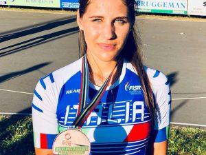 Giorgia Valanzano convocata per le Olimpiadi giovanili