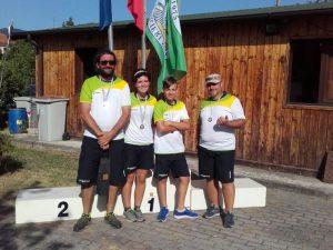Titolo Regionale Assoluto a Sarzana per il terzo anno consecutivo
