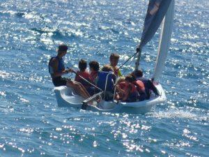 Riparte l'attività del Club del Mare di Diano Marina con il Vela Day
