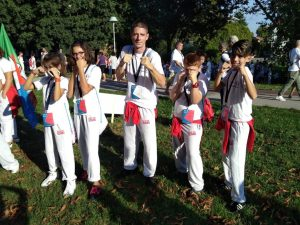 Ecole de Savate in trasferta a Rimini per il Trofeo Coni