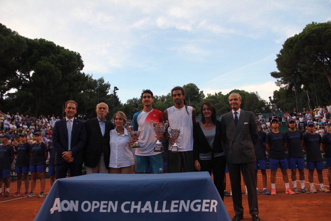 Si avvicina il 17° Aon Open Challenger–Memorial Giorgio Messina