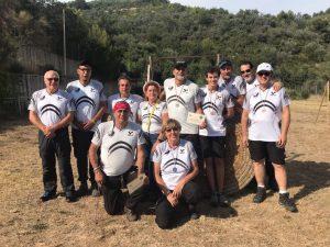 Arcieri Tigullio protagonisti al campionato regionale indoor
