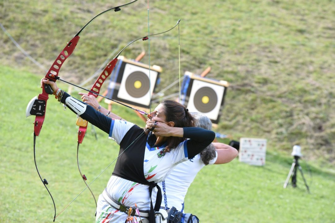 Argento e bronzo per Cinzia Noziglia ai Mondiali Tiro di Campagna