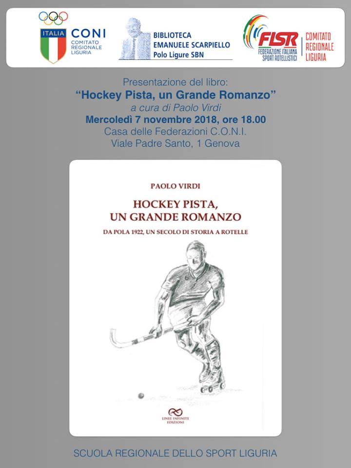 hockey pista un grande romanzo da pola 1922 un secolo di storia a rotelle