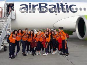 Il Basket Pegli parte con una netta vittoria in Lettonia