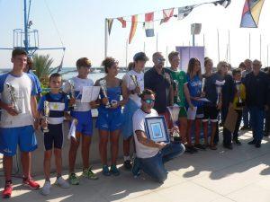 La Canottieri Lario vince il 37° Trofeo Aristide Vacchino